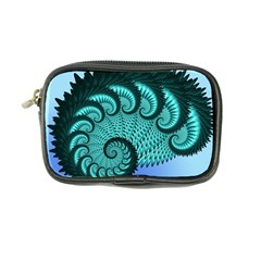Fractals Texture Abstract Coin Purse