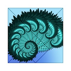 Fractals Texture Abstract Acrylic Tangram Puzzle (6  X 6 )