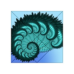 Fractals Texture Abstract Acrylic Tangram Puzzle (4  x 4 )