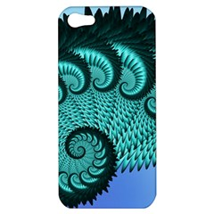 Fractals Texture Abstract Apple Iphone 5 Hardshell Case