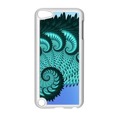 Fractals Texture Abstract Apple Ipod Touch 5 Case (white)