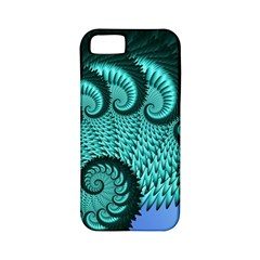 Fractals Texture Abstract Apple iPhone 5 Classic Hardshell Case (PC+Silicone)