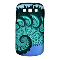 Fractals Texture Abstract Samsung Galaxy S Iii Classic Hardshell Case (pc+silicone)