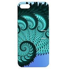 Fractals Texture Abstract Apple iPhone 5 Hardshell Case with Stand
