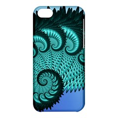 Fractals Texture Abstract Apple Iphone 5c Hardshell Case