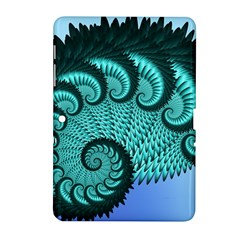 Fractals Texture Abstract Samsung Galaxy Tab 2 (10 1 ) P5100 Hardshell Case