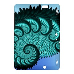 Fractals Texture Abstract Kindle Fire Hdx 8 9  Hardshell Case