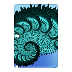 Fractals Texture Abstract Samsung Galaxy Tab Pro 10.1 Hardshell Case