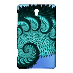 Fractals Texture Abstract Samsung Galaxy Tab S (8.4 ) Hardshell Case