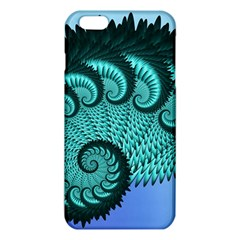 Fractals Texture Abstract iPhone 6 Plus/6S Plus TPU Case