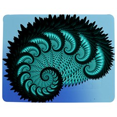 Fractals Texture Abstract Jigsaw Puzzle Photo Stand (rectangular)