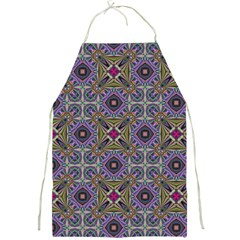 Vintage Abstract Unique Original Full Print Aprons