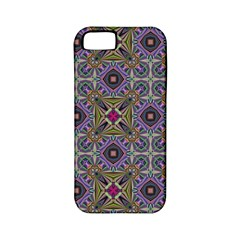 Vintage Abstract Unique Original Apple Iphone 5 Classic Hardshell Case (pc+silicone)