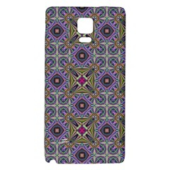 Vintage Abstract Unique Original Galaxy Note 4 Back Case