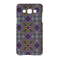 Vintage Abstract Unique Original Samsung Galaxy A5 Hardshell Case