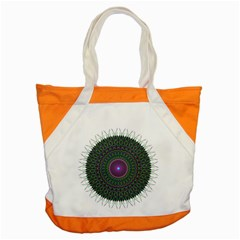 Pattern District Background Accent Tote Bag