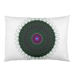 Pattern District Background Pillow Case