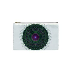 Pattern District Background Cosmetic Bag (Small)