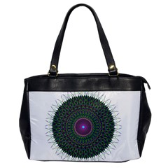 Pattern District Background Office Handbags