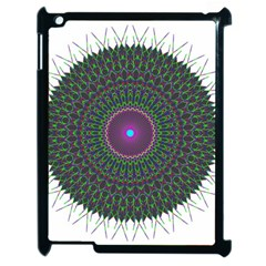 Pattern District Background Apple Ipad 2 Case (black)