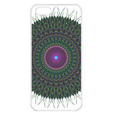 Pattern District Background Apple iPhone 5 Seamless Case (White)