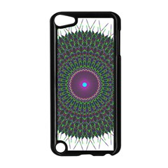 Pattern District Background Apple Ipod Touch 5 Case (black)