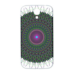 Pattern District Background Samsung Galaxy S4 I9500/i9505  Hardshell Back Case