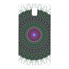Pattern District Background Samsung Galaxy Note 3 N9005 Hardshell Back Case