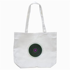 Pattern District Background Tote Bag (White)