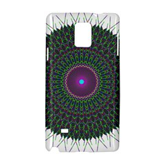 Pattern District Background Samsung Galaxy Note 4 Hardshell Case