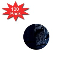 Graphic Design Background 1  Mini Buttons (100 pack)