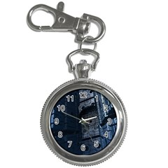 Graphic Design Background Key Chain Watches