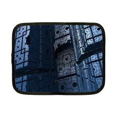 Graphic Design Background Netbook Case (small)