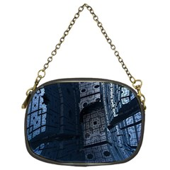 Graphic Design Background Chain Purses (Two Sides)