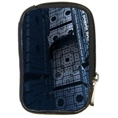 Graphic Design Background Compact Camera Cases