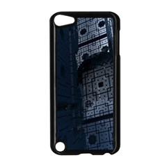 Graphic Design Background Apple Ipod Touch 5 Case (black)