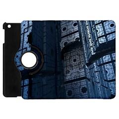 Graphic Design Background Apple Ipad Mini Flip 360 Case