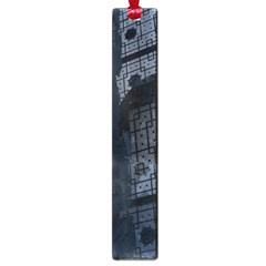 Graphic Design Background Large Book Marks