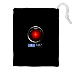 Hal 9000 Drawstring Pouches (XXL)