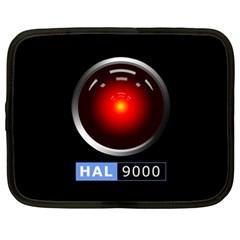 Hal 9000 Netbook Case (xxl)