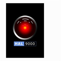 Hal 9000 Small Garden Flag (Two Sides)