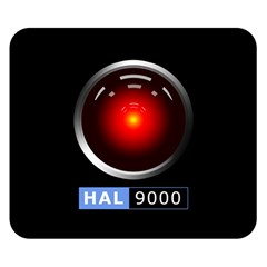 Hal 9000 Double Sided Flano Blanket (Small)