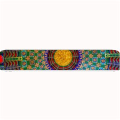 Temple Abstract Ceiling Chinese Small Bar Mats