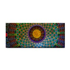 Temple Abstract Ceiling Chinese Cosmetic Storage Cases