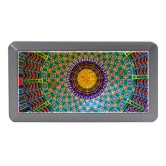 Temple Abstract Ceiling Chinese Memory Card Reader (Mini)