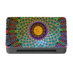 Temple Abstract Ceiling Chinese Memory Card Reader With Cf