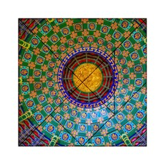 Temple Abstract Ceiling Chinese Acrylic Tangram Puzzle (6  X 6 )