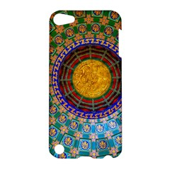 Temple Abstract Ceiling Chinese Apple Ipod Touch 5 Hardshell Case