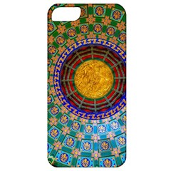 Temple Abstract Ceiling Chinese Apple Iphone 5 Classic Hardshell Case