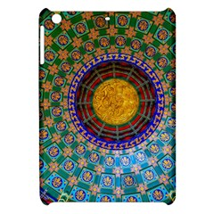 Temple Abstract Ceiling Chinese Apple iPad Mini Hardshell Case